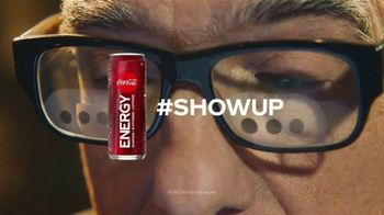 Coca-Cola Energy Super Bowl 2020 Teaser, 'Show Up' Featuring Martin Scorsese - Thumbnail 5