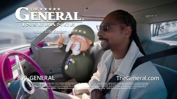 The General TV Spot, 'Low Rider' Featuring Snoop Dogg - 20110 commercial airings