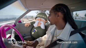 The General TV Spot, 'Low Rider' Featuring Snoop Dogg - Thumbnail 7