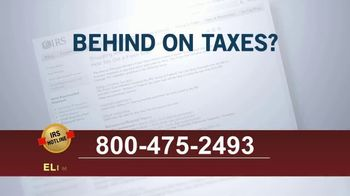 IRS Hotline TV Spot, 'Fresh Start Initiative' - Thumbnail 1