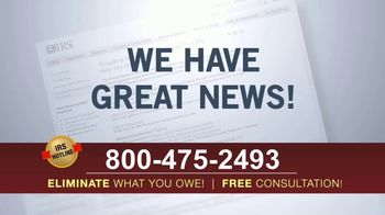 IRS Hotline TV Spot, 'Fresh Start Initiative' - Thumbnail 2