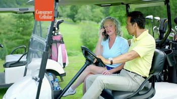 Consumer Cellular TV Spot, 'Couples' - Thumbnail 3