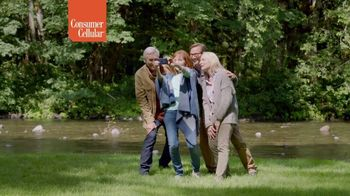 Consumer Cellular TV Spot, 'Couples' - Thumbnail 7