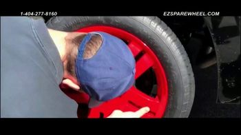EZ Spare Wheel TV Spot, 'One Size Fits Most' - Thumbnail 2