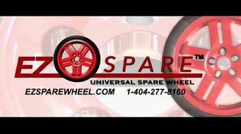 EZ Spare Wheel TV Spot, 'One Size Fits Most' - Thumbnail 4