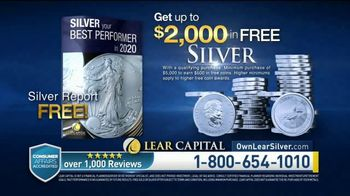 Lear Capital TV Spot, 'Silver Savings: Up to $2000 Free' - Thumbnail 8