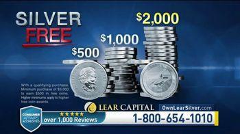 Lear Capital TV Spot, 'Silver Savings: Up to $2000 Free' - Thumbnail 1