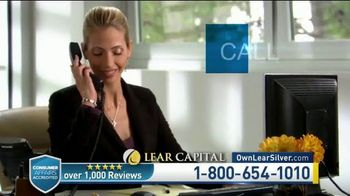 Lear Capital TV Spot, 'Silver Savings: Up to $2000 Free' - Thumbnail 2