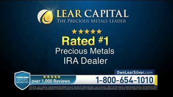 Lear Capital TV Spot, 'Silver Savings: Up to $2000 Free' - Thumbnail 6