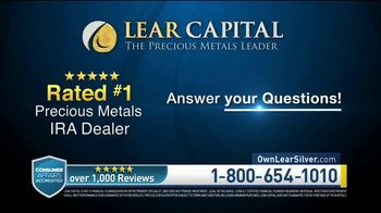 Lear Capital TV Spot, 'Silver Savings: Up to $2000 Free' - Thumbnail 7