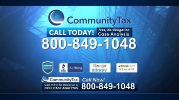 Community Tax TV Spot, 'Back Taxes' - Thumbnail 8