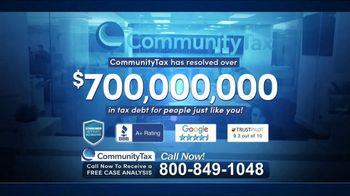 Community Tax TV Spot, 'Back Taxes'