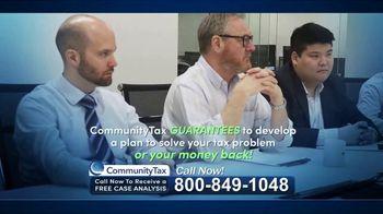 Community Tax TV Spot, 'Back Taxes' - Thumbnail 6