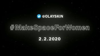 Olay Super Bowl 2020 Teaser, 'Make Space for Women: Serum in Space' Featuring Busy Philipps, Lilly Singh - Thumbnail 9