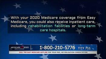 easyMedicare.com TV Spot, '2020 Medicare Benefits Report: Turning 65' - Thumbnail 7