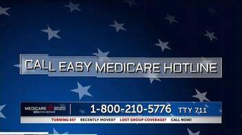 easyMedicare.com TV Spot, '2020 Medicare Benefits Report: Turning 65' - Thumbnail 8