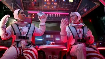Olay Super Bowl 2020 Teaser, 'Make Space for Women: Daily Facials in Space' Featuring Busy Philipps, Lilly Singh