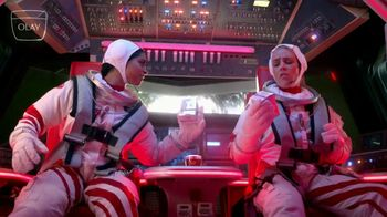 Olay Super Bowl 2020 Teaser, 'Make Space for Women: Daily Facials in Space' Featuring Busy Philipps, Lilly Singh - Thumbnail 4