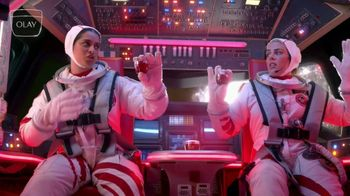 Olay Super Bowl 2020 Teaser, 'Make Space for Women: Regenerist in Space' Featuring Busy Philipps, Lilly Singh