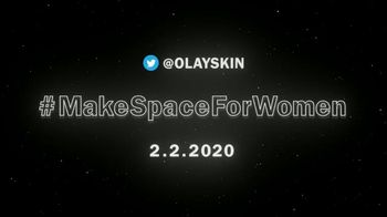 Olay Super Bowl 2020 Teaser, 'Make Space for Women: Regenerist in Space' Featuring Busy Philipps, Lilly Singh - Thumbnail 10