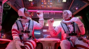 Olay Super Bowl 2020 Teaser, 'Make Space for Women: Regenerist in Space' Featuring Busy Philipps, Lilly Singh - Thumbnail 2