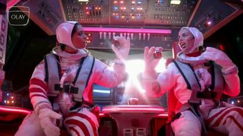 Olay Super Bowl 2020 Teaser, 'Make Space for Women: Regenerist in Space' Featuring Busy Philipps, Lilly Singh - Thumbnail 3