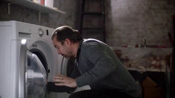 GE Appliances TV Spot, 'Shut the Door on Front Loader Odor'