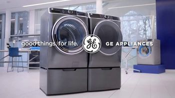 GE Appliances TV Spot, 'Shut the Door on Front Loader Odor' - Thumbnail 8