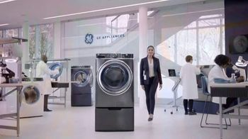 GE Appliances TV Spot, 'Shut the Door on Front Loader Odor'