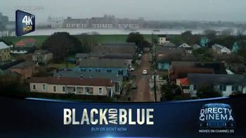 DIRECTV Cinema TV Spot, 'Black and Blue' - Thumbnail 1