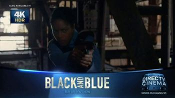 DIRECTV Cinema TV Spot, 'Black and Blue' - Thumbnail 2