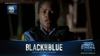 DIRECTV Cinema TV Spot, 'Black and Blue' - Thumbnail 3