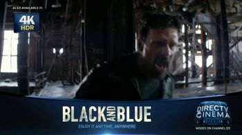 DIRECTV Cinema TV Spot, 'Black and Blue' - Thumbnail 4