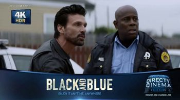 DIRECTV Cinema TV Spot, 'Black and Blue' - Thumbnail 5