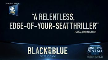 DIRECTV Cinema TV Spot, 'Black and Blue' - Thumbnail 6