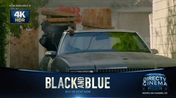 DIRECTV Cinema TV Spot, 'Black and Blue' - Thumbnail 7