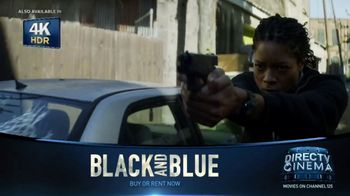 DIRECTV Cinema TV Spot, 'Black and Blue' - Thumbnail 8
