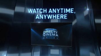 DIRECTV Cinema TV Spot, 'Black and Blue' - Thumbnail 9