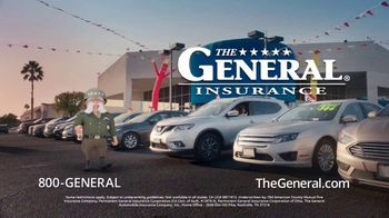 The General TV Spot, 'The General Skunk' Featuring Shaquille O'Neal - Thumbnail 10