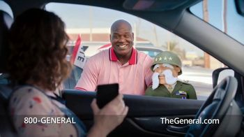 The General TV Spot, 'The General Skunk' Featuring Shaquille O'Neal - 15807 commercial airings