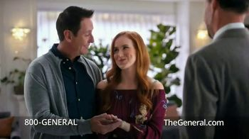 The General TV Spot, 'The General Ring' - 9314 commercial airings