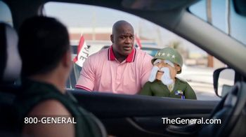 The General TV Spot, 'The General Tattoo' Featuring Shaquille O'Neal - Thumbnail 2