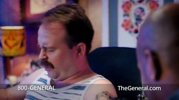 The General TV Spot, 'The General Tattoo' Featuring Shaquille O'Neal - Thumbnail 4