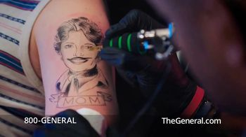 The General TV Spot, 'The General Tattoo' Featuring Shaquille O'Neal - Thumbnail 5