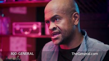 The General TV Spot, 'The General Tattoo' Featuring Shaquille O'Neal - Thumbnail 6