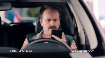 The General TV Spot, 'The General Tattoo' Featuring Shaquille O'Neal - Thumbnail 8