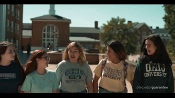 Ohio University TV Spot, 'Guarantee'