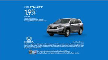 2020 Honda Pilot TV Spot, 'Family Adventures' [T2] - Thumbnail 8