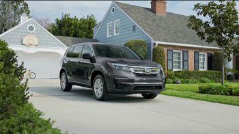 2020 Honda Pilot TV Spot, 'Family Adventures' [T2] - Thumbnail 1
