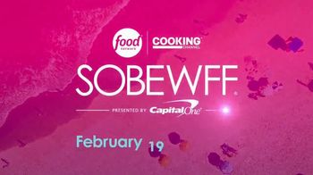 South Beach Wine and Food Festival TV Spot, 'Get Tickets Now: 2020' - Thumbnail 2